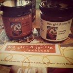 Birthday gifts from my bestie - Girl and The Fig goodness